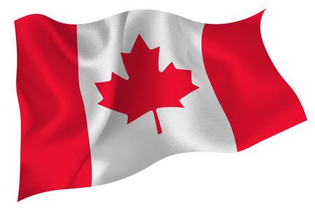 Canada flag flag