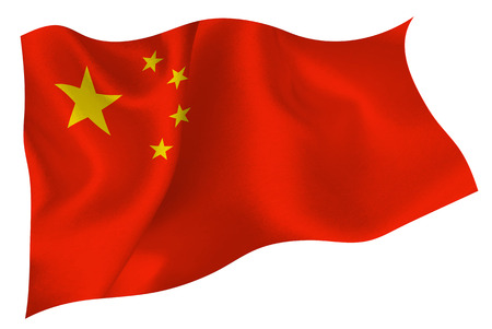 china flag: China national flag flag