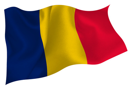 chad: Chad national flag flag