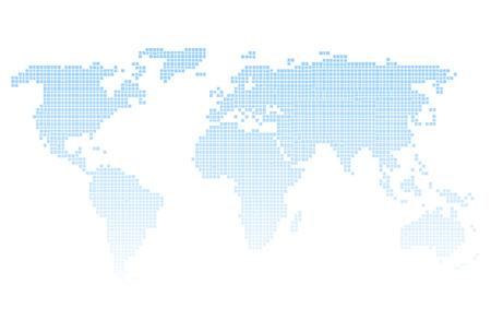 世界地図アイコン