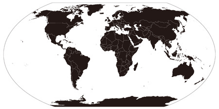 세계지도 글로브