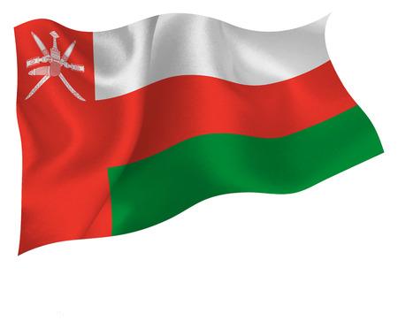 oman: oman Flag Flag