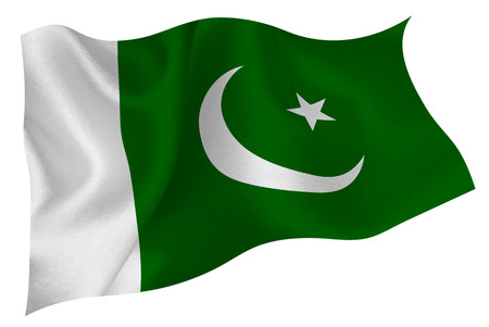 flag of pakistan: Pakistan national flag flag