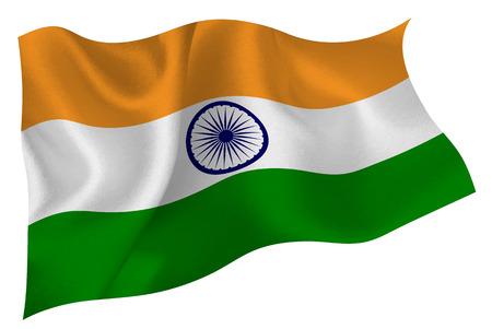 India flag flag