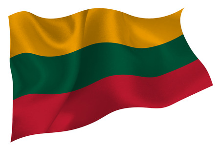 lithuania flag: Lithuania flag flag