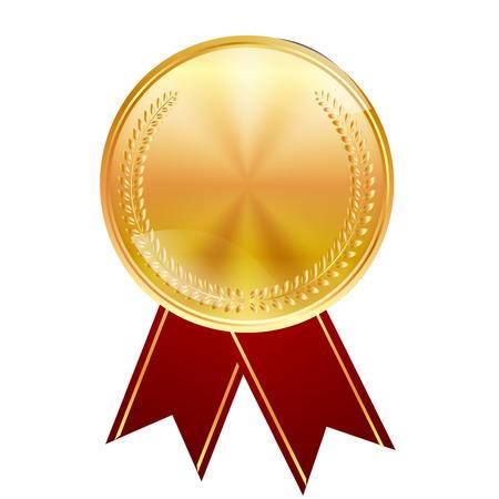 Medal Rahmen icon Standard-Bild - 41546169