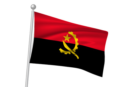 flag: Angola flag flag