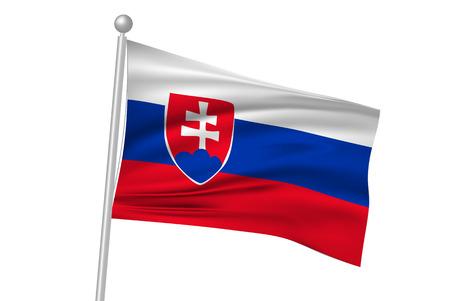 slovakia: Slovakia flag flag