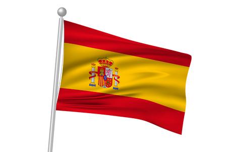 bandiera spagnola: Spanish flag flag
