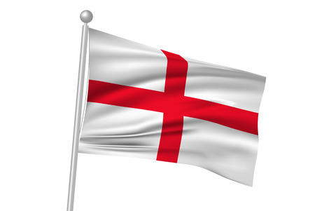 flag: England flag flag