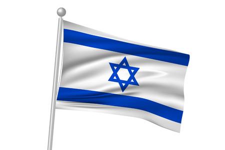 flag: Israel flag flag Illustration