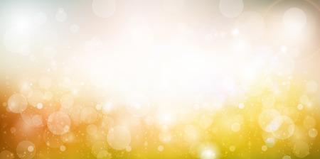 Autumn light background 일러스트
