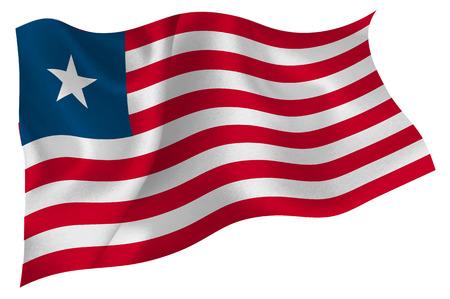 liberia: Liberia National flag Flag