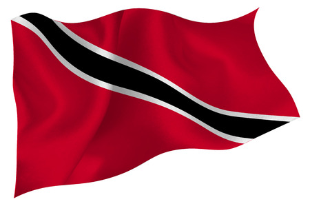 co: Trinidad Toba co National flag Flag Illustration