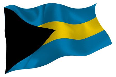 bahamas: Bahamas flag Flag