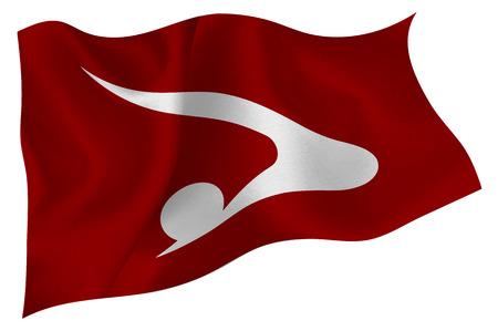 akita: Akita  Flag icon