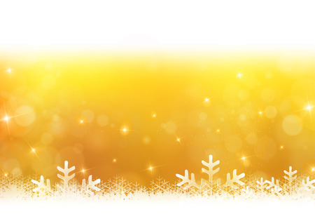 Snow Christmas background 向量圖像