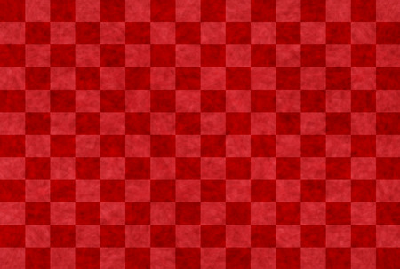 red checkered paper greeting card background