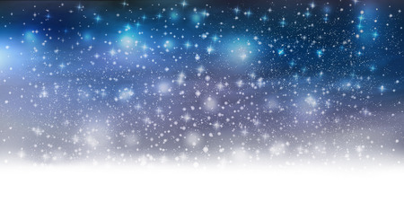 Snow light background 版權商用圖片 - 43951215