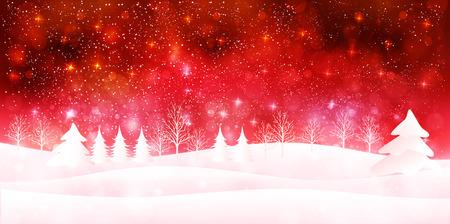 Schnee Weihnachten Hintergrund