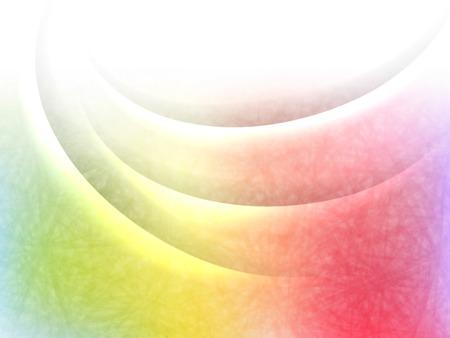 japanese paper: Japanese paper colorful background Illustration