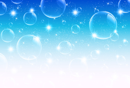 sky  sea: Cielo di sapone bolla di mare