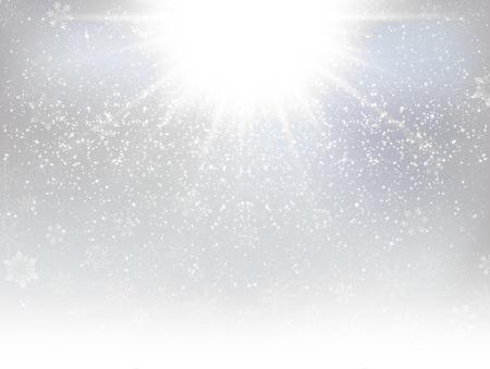 Snow light background Zdjęcie Seryjne - 44928258