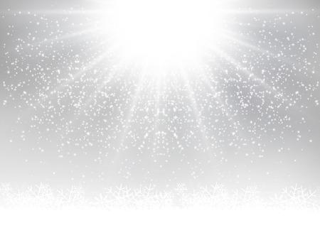 Snow light background 版權商用圖片 - 44928259