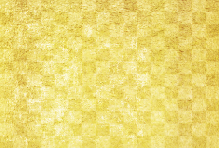 Japanese paper gold background
