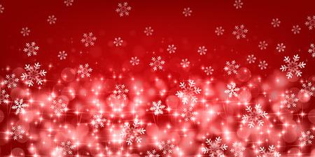 Schnee hellen Hintergrund Standard-Bild - 45199289