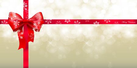 weihnachtsschleife:
