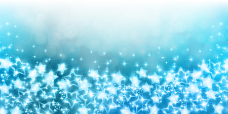 star background: Star Christmas background Illustration
