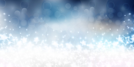 christmas star background: Star Christmas background Illustration