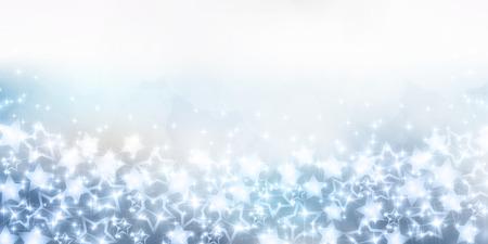 별: Star Christmas background 일러스트