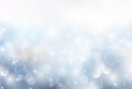 estrella: La luz de fondo de la nieve