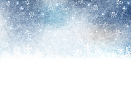 Snow Japanese paper background