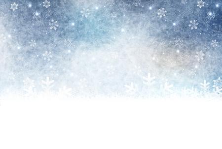 Schneejapanpapier Hintergrund Standard-Bild - 45839733