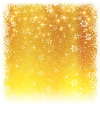 Schnee Weihnachten Hintergrund Standard-Bild - 46289455