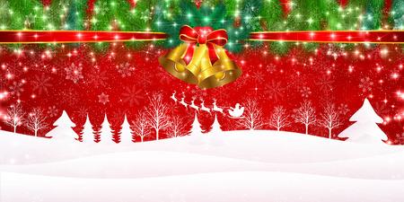 Trees of Christmas Santa fir