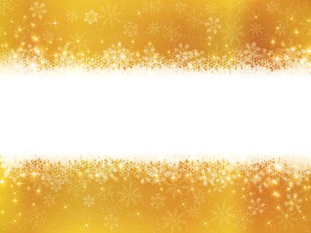 christmas snow: Snow light Christmas background