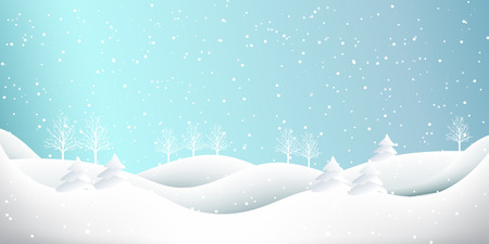 neige noel: Noël hiver neige fond