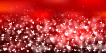 el coraz�n de san valent�n: Valentine Heart light background