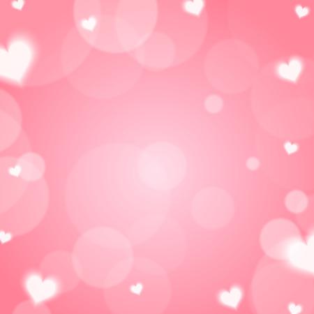 バレンタインの心かわいい背景