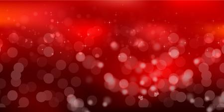 バレンタイン クリスマス雪の背景