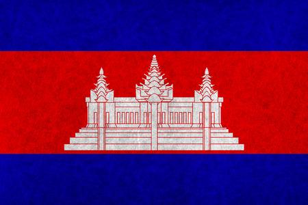 cambodia: Cambodia national flag country flag