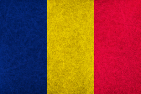 chad flag: Chad national flag country flag