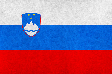 slovenia: Slovenia national flag country flag