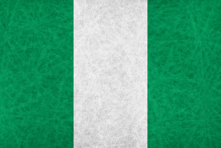 country nigeria: Nigeria  national flag country flag