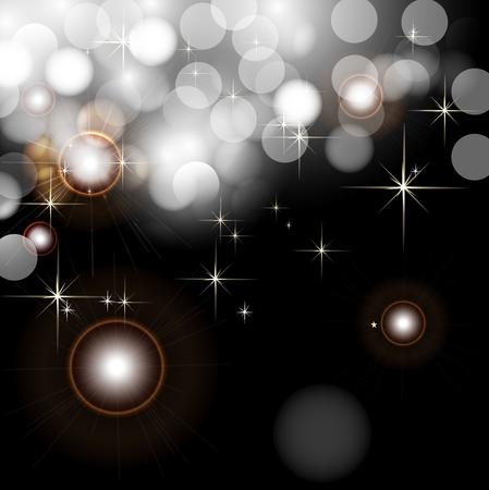 Nachthimmel Licht, Hintergrund