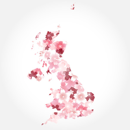 england map: England  map countries Cherry